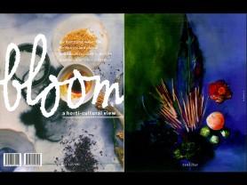 "Bloom Magazine #20 ""Natural Pigments"", November 2010"