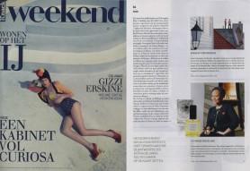 Knack Magazine Weekend Edition, April 2011