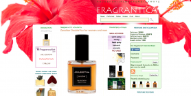 Fragrantica.com, August 2014